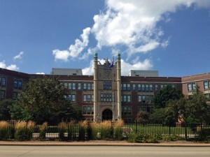 Madison East High