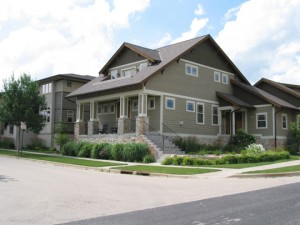 Prairie and Craftsman Style Homes