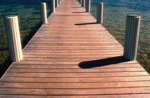 deeded access pier